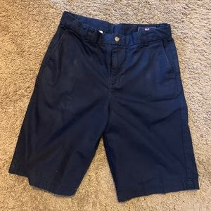 Boys Vineyard Vines Navy Shorts size 18